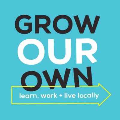 Grow Our Own Logo